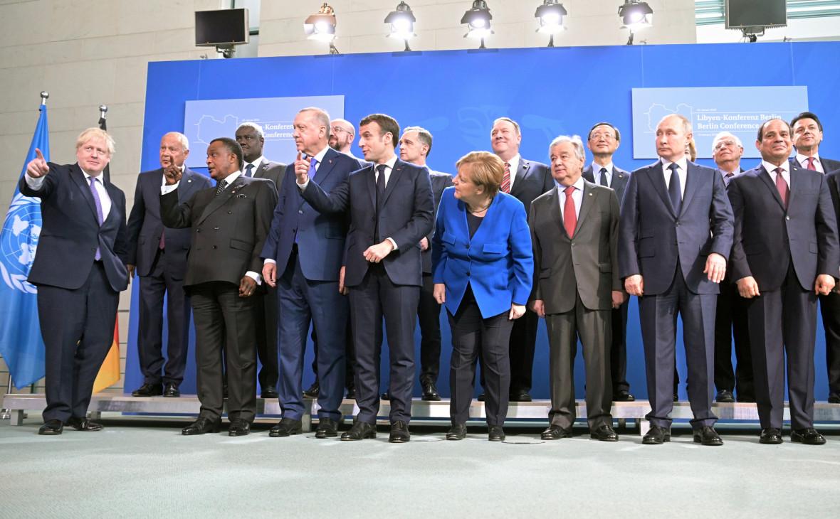CNN раскрыл содержание итогового коммюнике конференции в Берлине по Ливии