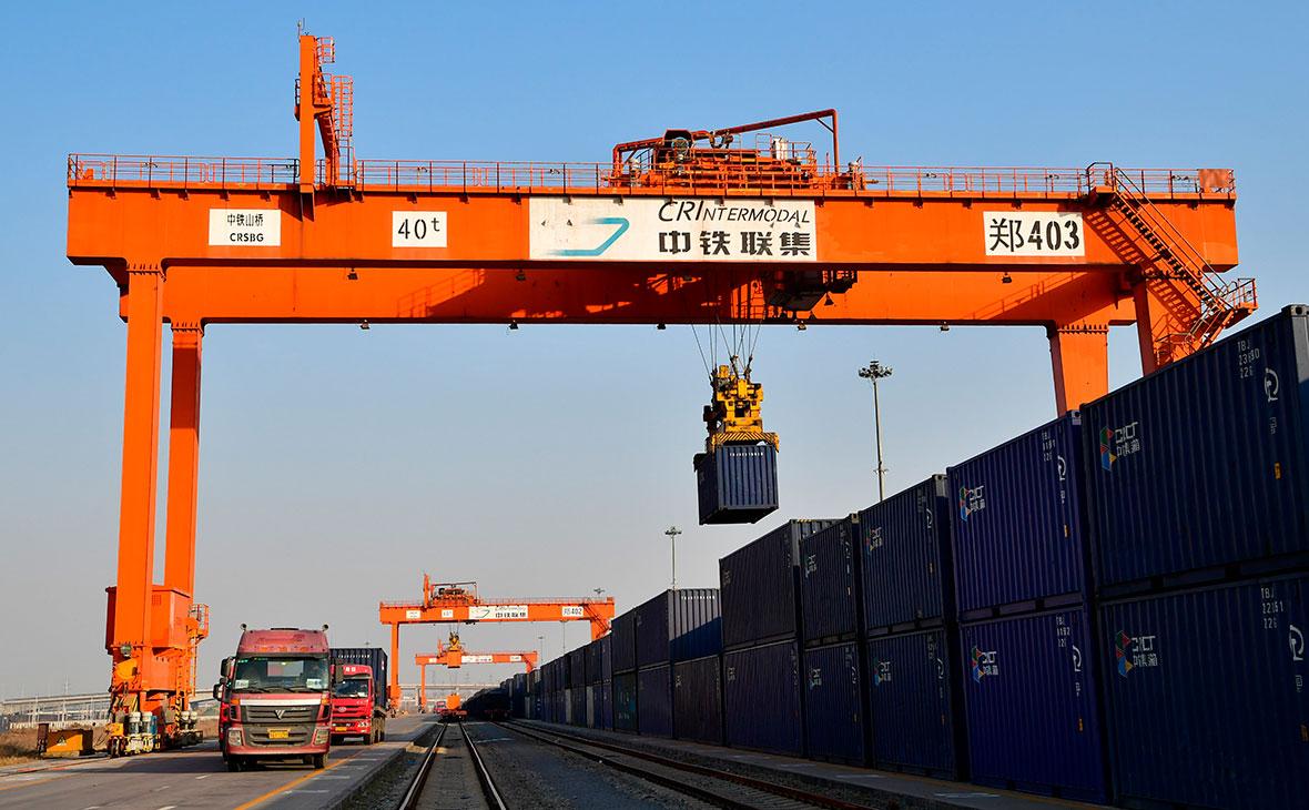 Đường sắt Nga hủy lệnh ngừng vận chuyển hàng hóa với Trung Quốc