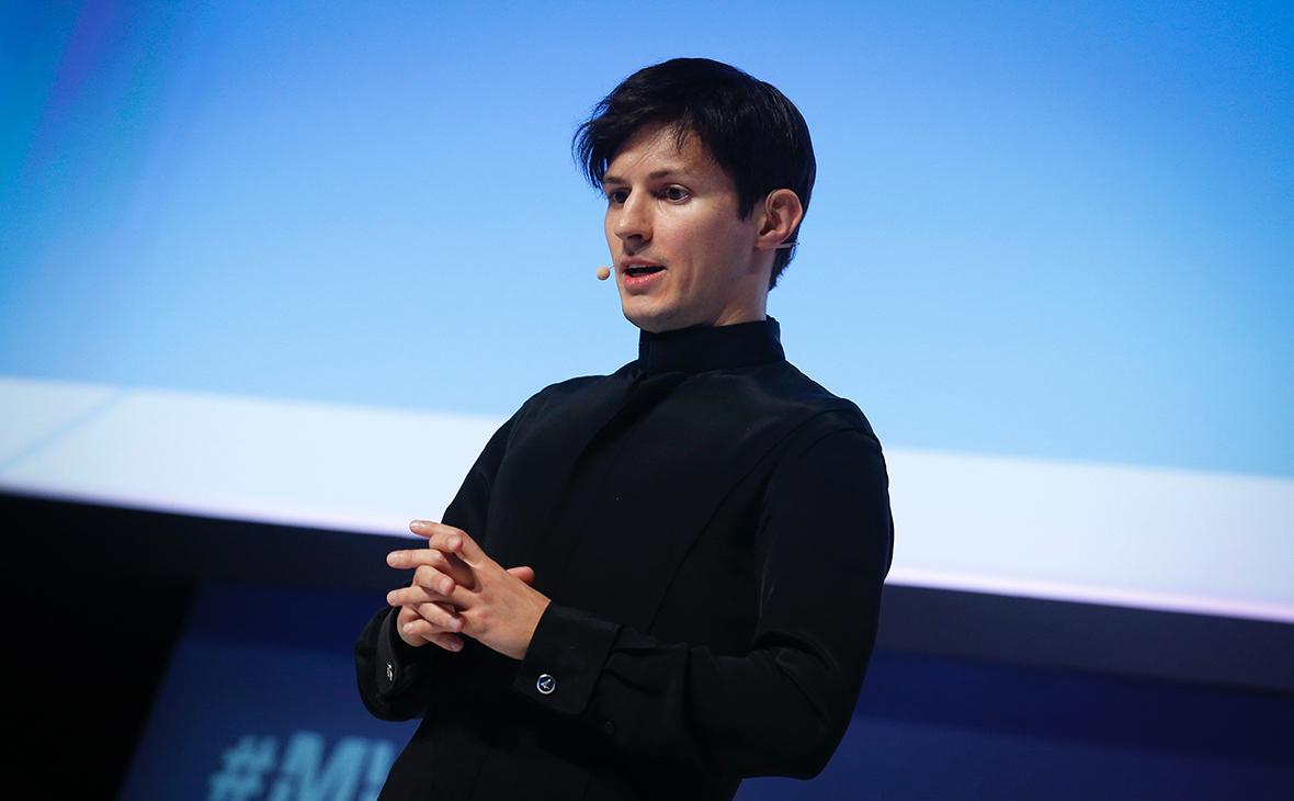 СМИ узнали о планах отложить запуск криптовалюты Дурова на срок до года