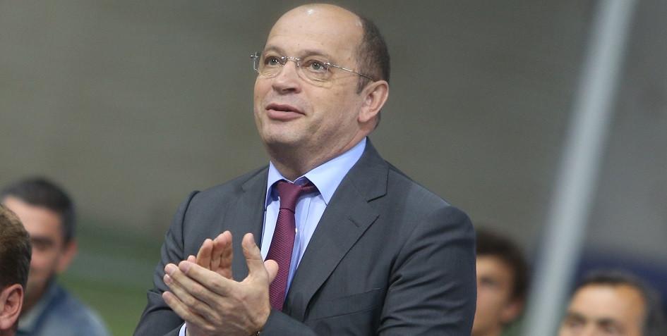 Глава Российской премьер-лиги (РПЛ) Сергей Прядкин