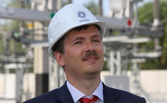 Андрей Сорочинский, бывший генеральный директор ОАО «Ленэнерго»