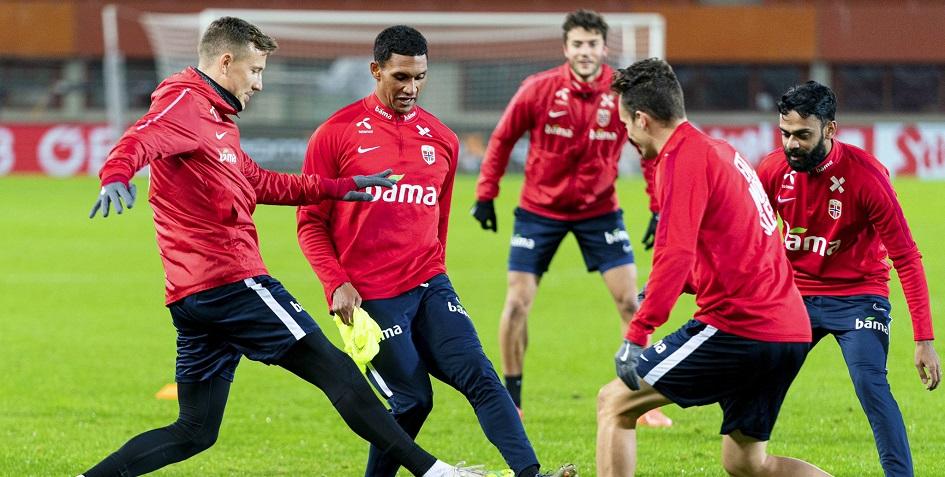 Фото:пресс-служба сборной Норвегии по футболу