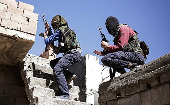Члены Рабочей партии Курдистана (РПК), март 2016 года