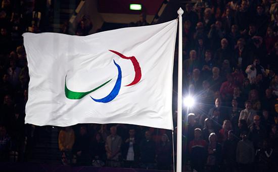 ФлагПаралимпийских игр