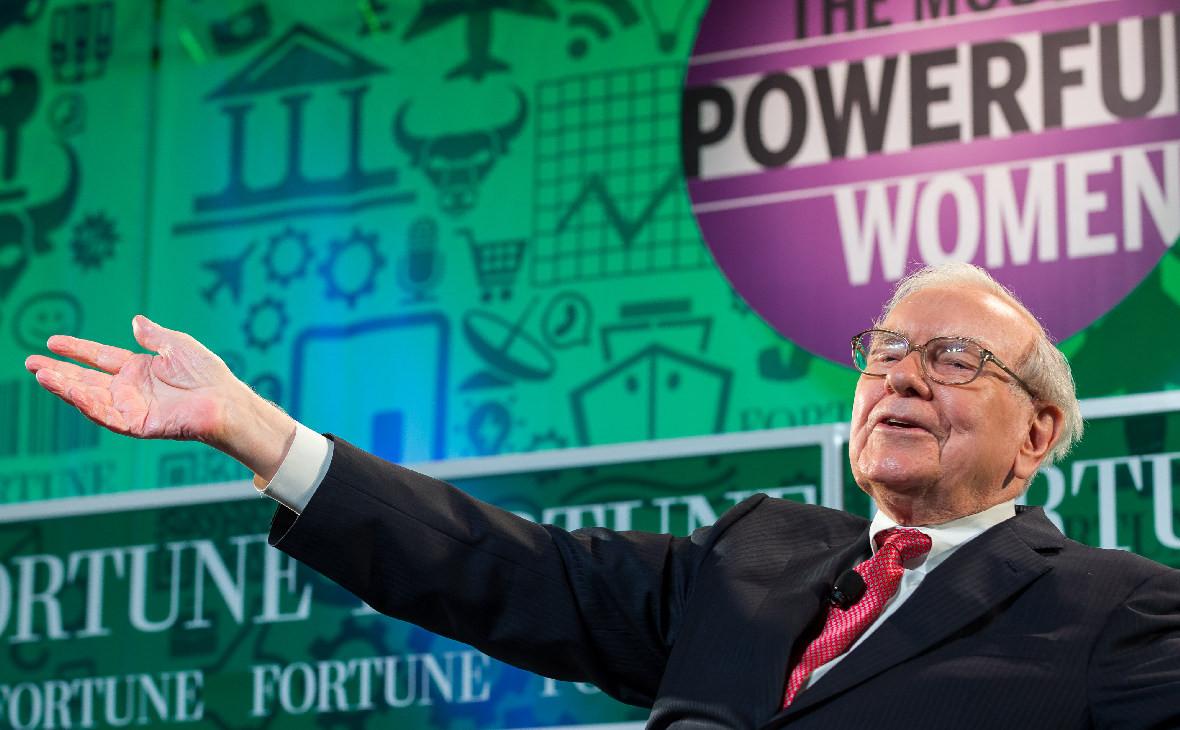 Основатель Berkshire Hathaway Уоррен Баффет