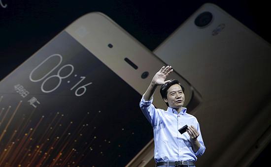 Лэй Цзюнь, генеральный директор Xiaomi