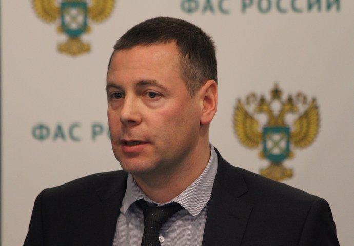 Заместитель руководителя ФАС РоссииМихаилЕвраев