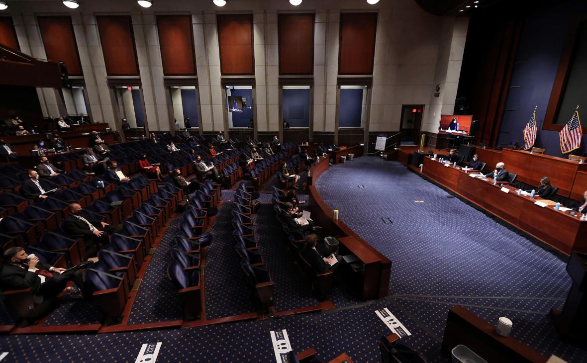 В конгрессе США приняли резолюцию о санкциях из-за отравления Навального