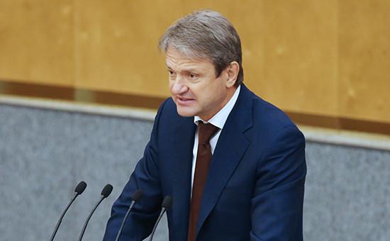 Министр сельского хозяйства РФ Александр Ткачев