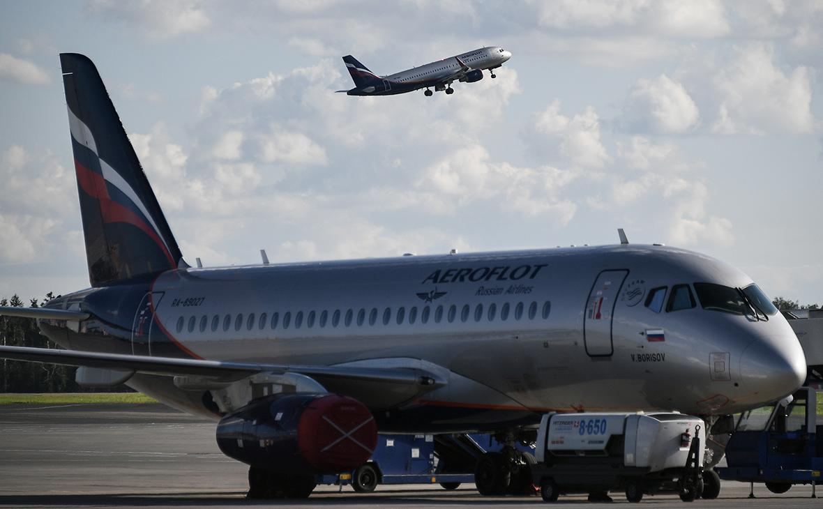 «Аэрофлот» задержал или отменил пять рейсов Superjet 100