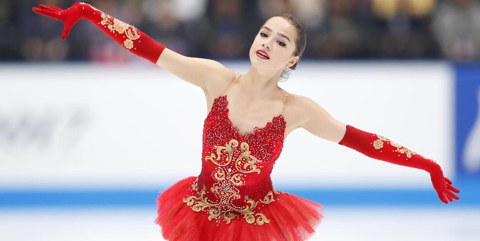 Фигуристка Алина Загитова осталась без медали на чемпионате мира