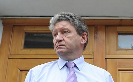 Председатель избирательной комиссии Московской области Ирек Вильданов