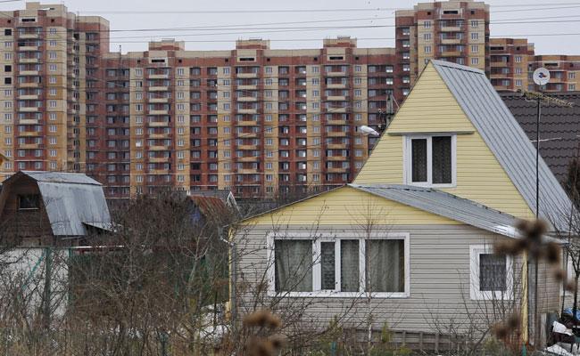 Дачи в Новой Москве