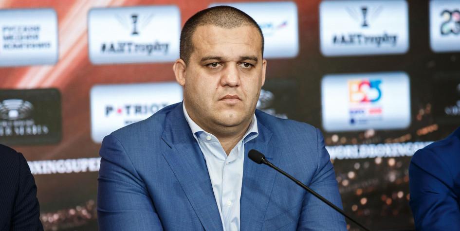 Фото:пресс-служба Федерации бокса России