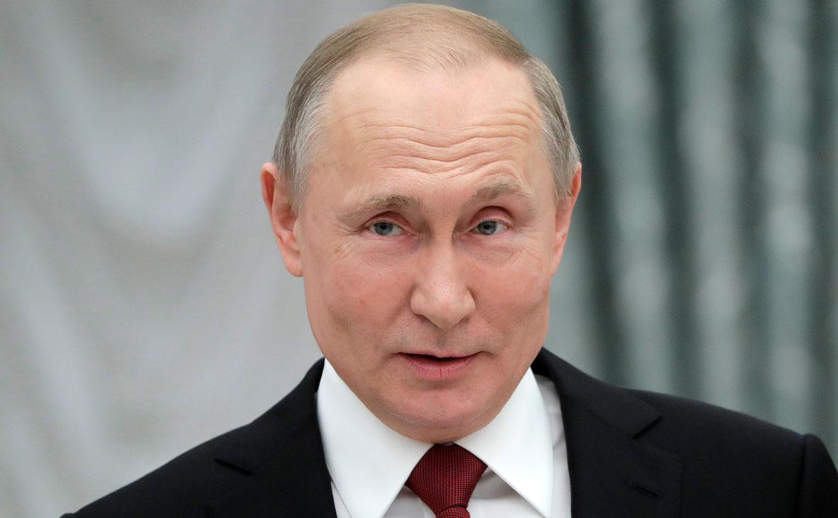 Кремль сообщил о прямом вопросе Путина к Зеленскому о минских соглашениях