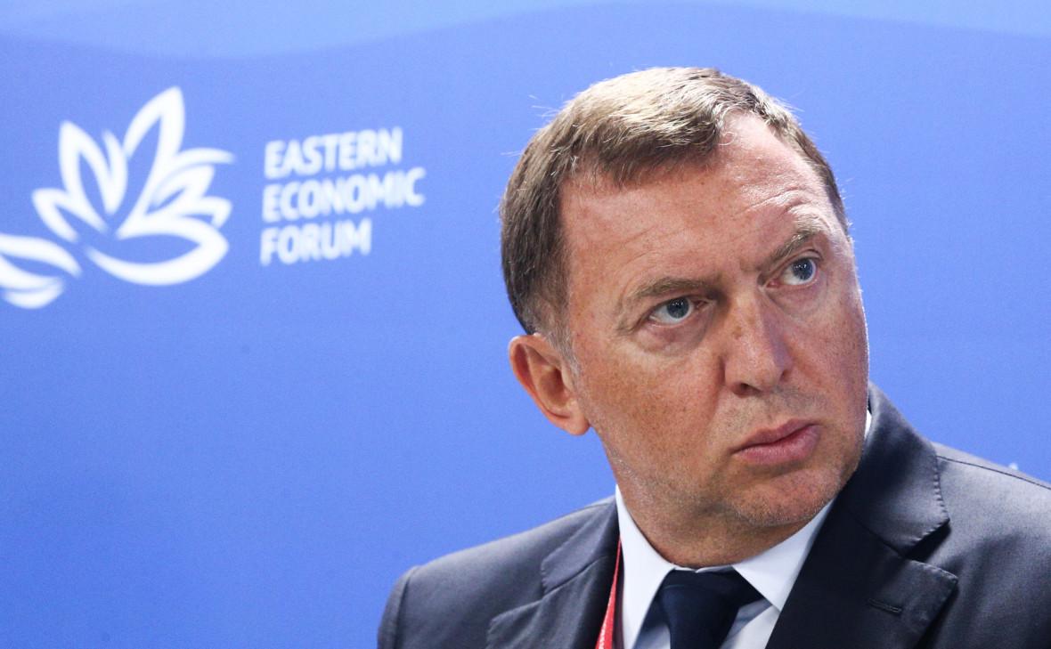 Дерипаска проиграл суд на $95 млн чиновнику из правительства Касьянова