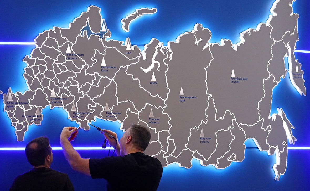 В Конституцию впишут запрет переговоров о передаче российских территорий