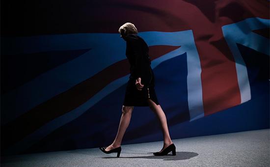 Премьер-министрВеликобритании Тереза Мэй