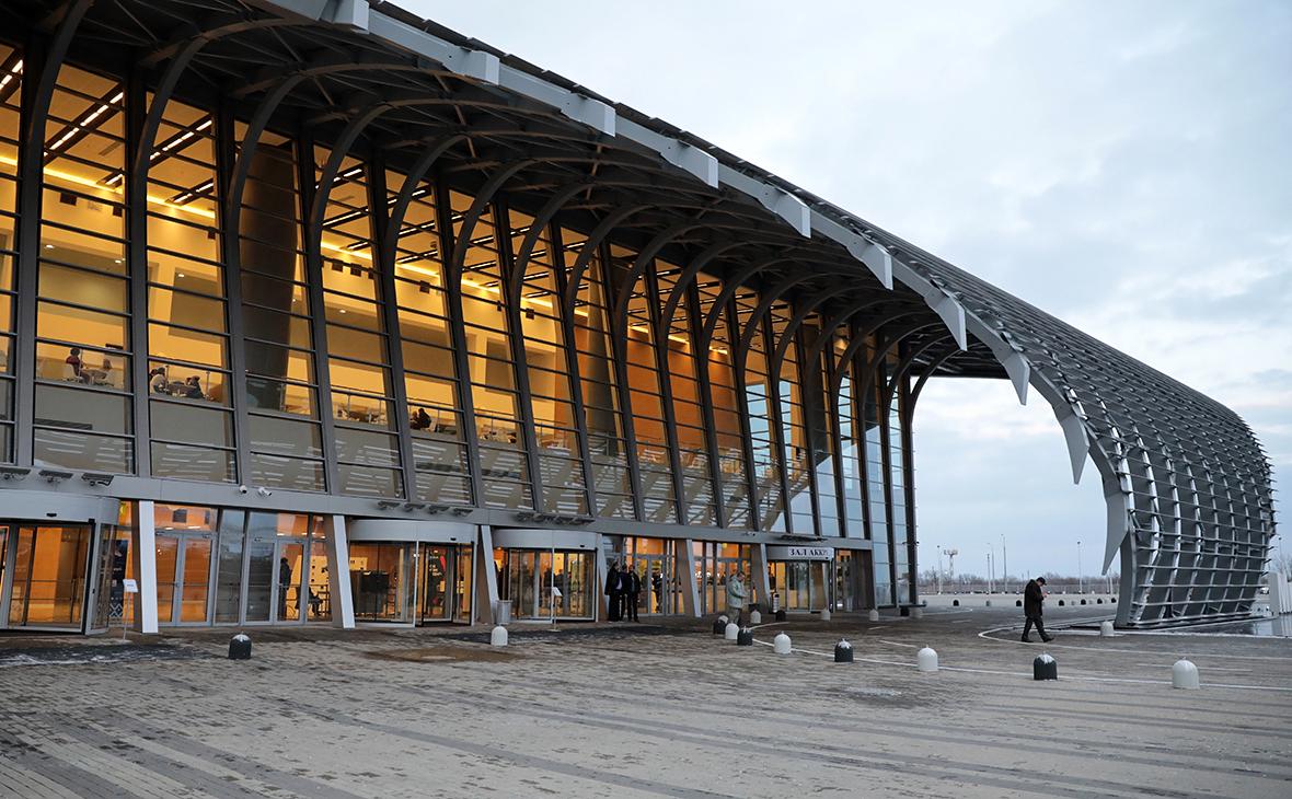 Выставочный центр «МинводыЭКСПО»