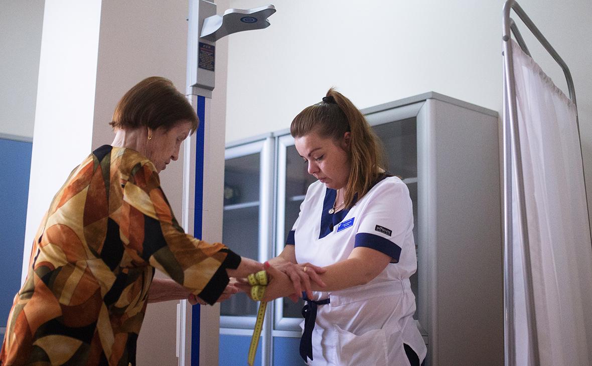 Медики назвали россиян одной из наиболее быстро стареющих наций мира