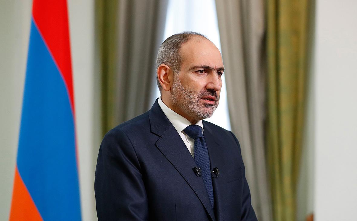 СНБ Армении заявила о предотвращении попытки убийства Пашиняна