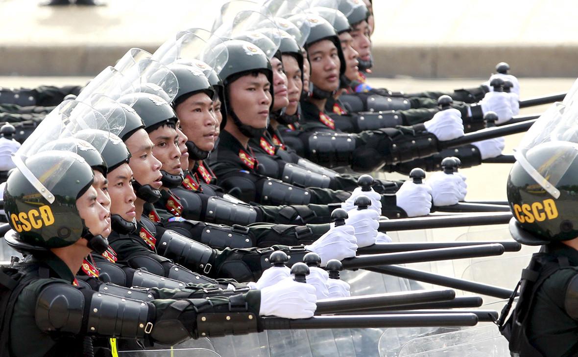 МИД предупредил о массовых беспорядках во Вьетнаме