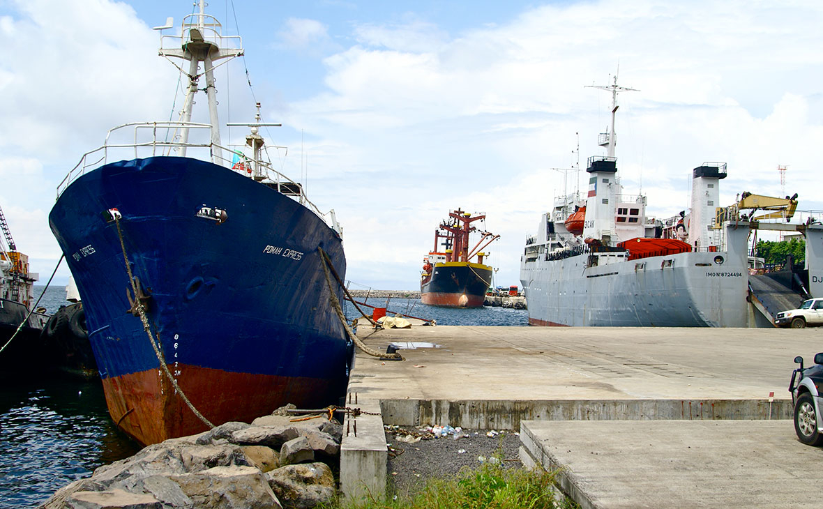 Порт в Малабо