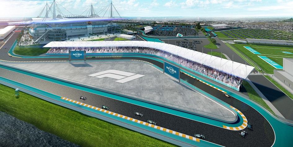Фото: официальный сайт «Гран-при Майами»