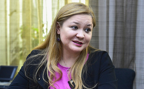 Юлия Шойгу