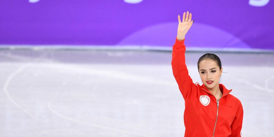 В Федерации фигурного катания ответили на критику в адрес Алины Загитовой