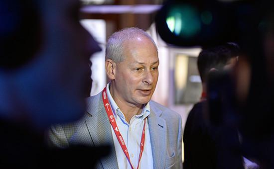 Заместитель министра связи РФ Алексей Волин
