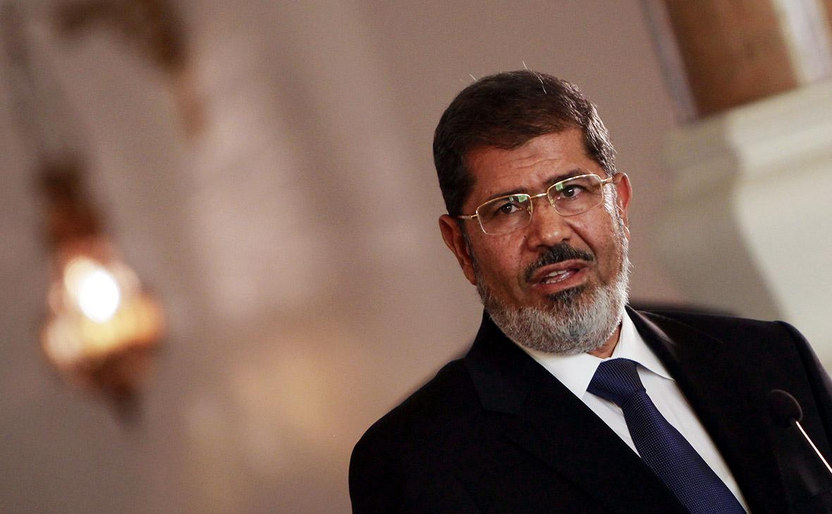 Эрдоган назвал смерть экс-президента Египта Мурси убийством