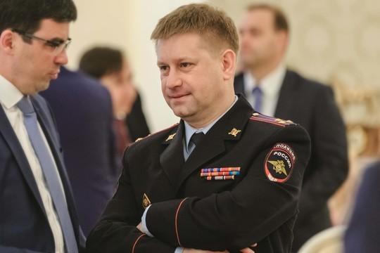 замминистра МВД по РТ Алексей Соколов