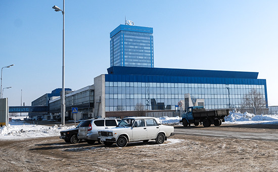 Вид на главное здание АвтоВАЗа