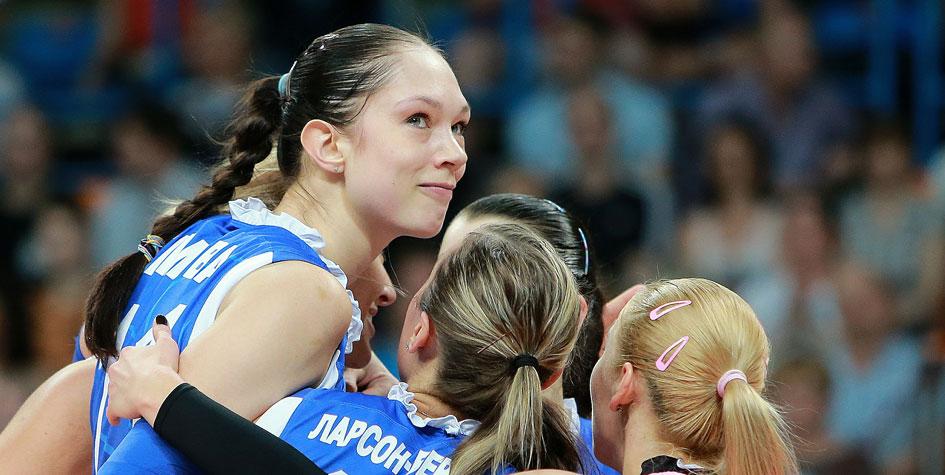 Фото: Dynamo (Kazan) Dmitry Golubovich/Russian Look