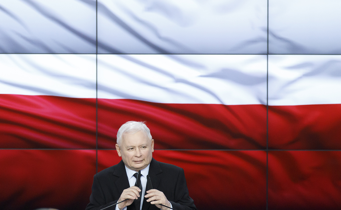 Качиньский вернулся в правительство Польши впервые с 2007 года