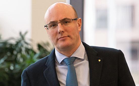 Председатель правления «Газпром-медиа» Дмитрий Чернышенко