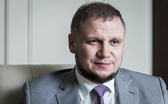 Президент компании «Мортон» Александр Ручьев