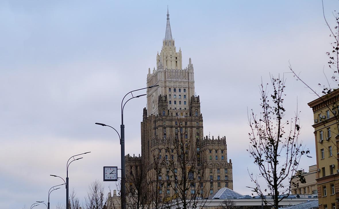 МИД РФ потребовал от Лондона образцы вещества после отравления Скрипаля