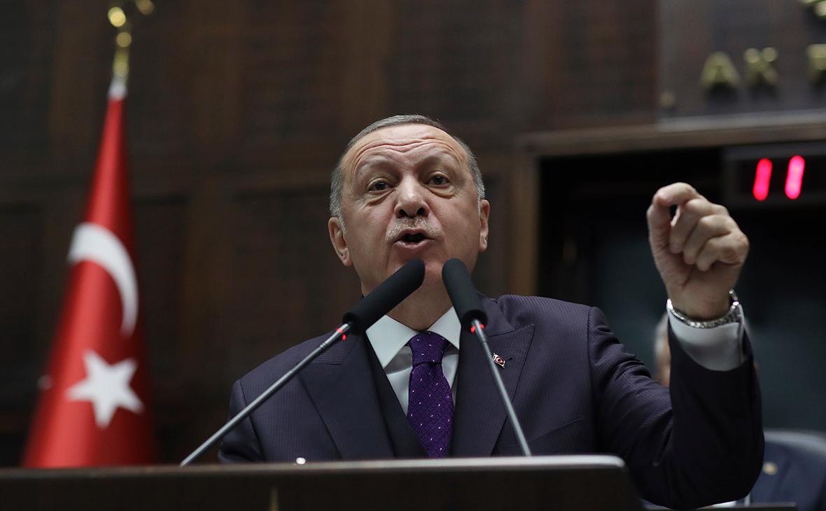 Эрдоган пригрозил Сирии «высокой ценой» за убитых в Идлибе военных