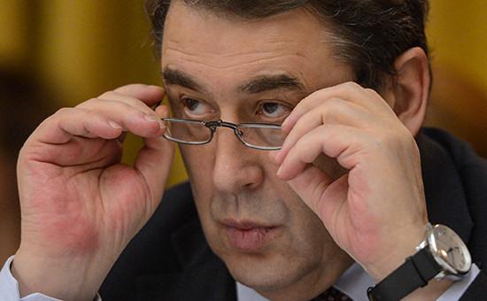Председатель партии «Гражданская инициатива» Андрей Нечаев