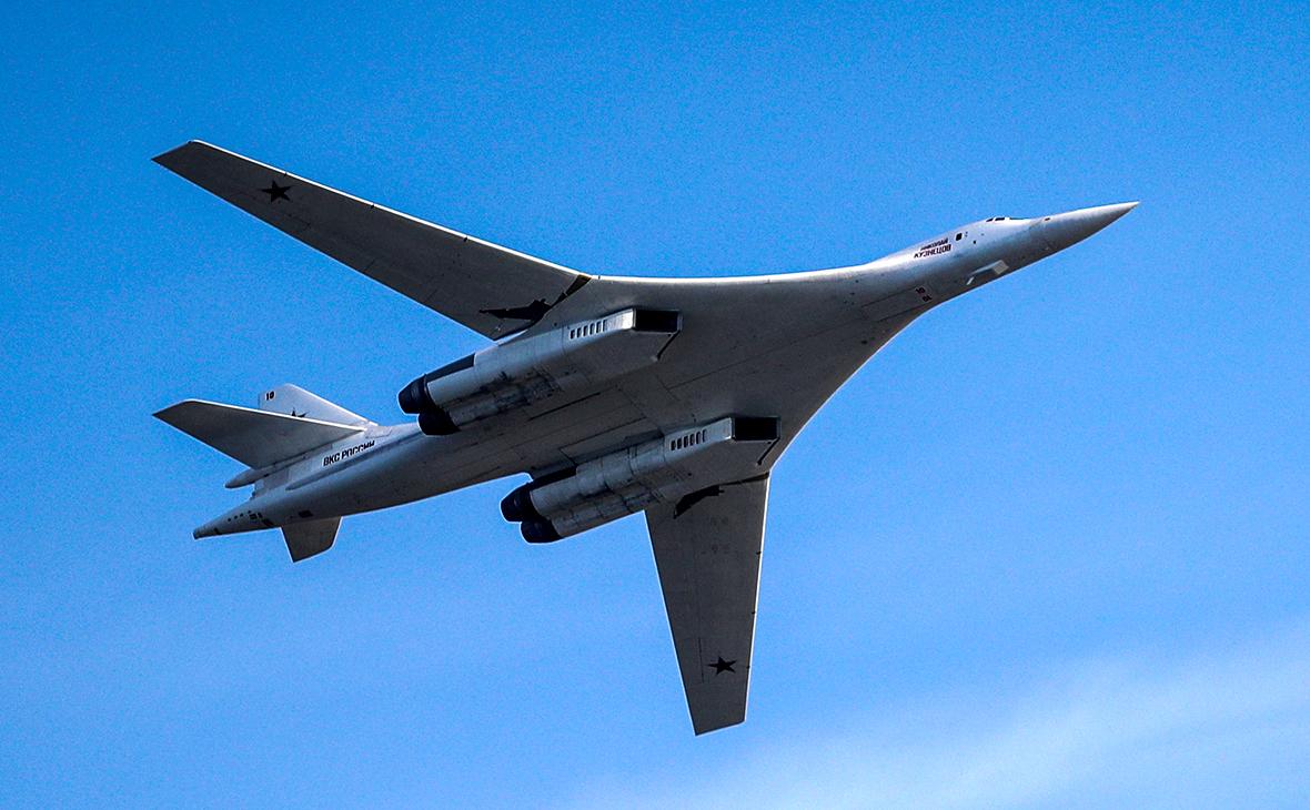 Ракетоносец Ту-160