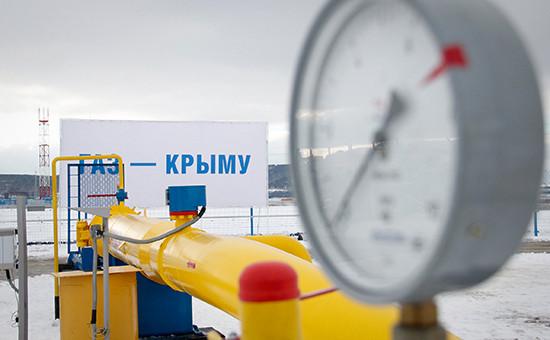 Газораспределительная станция дляподачи топлива вКрым