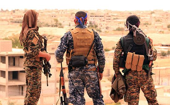 Фото:Syrian Democratic Forces / AP