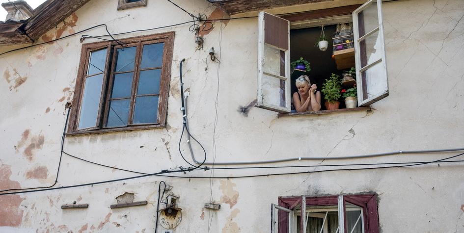 Минстрой предложил выдавать льготную ипотеку жителям аварийных домов