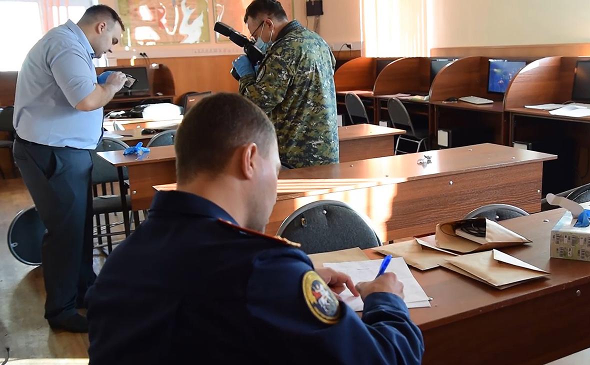 Фото: Следственный комитет РФ / ТАСС