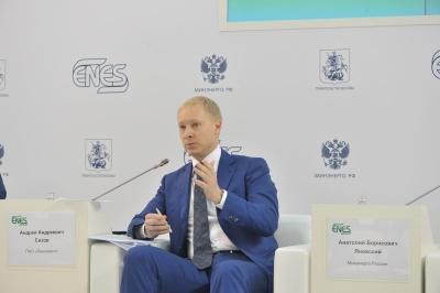 Андрей Сизов, гендиректор «Ленэнерго»