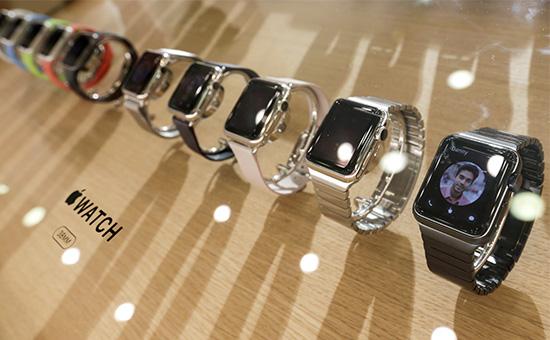 Продажа Apple Watch водном измагазинов Москвы