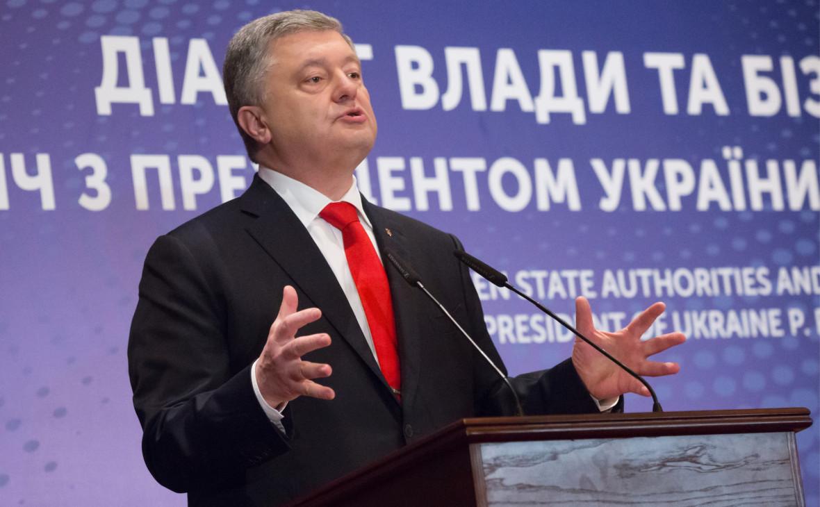 Порошенко заявил о росте своего рейтинга накануне второго тура