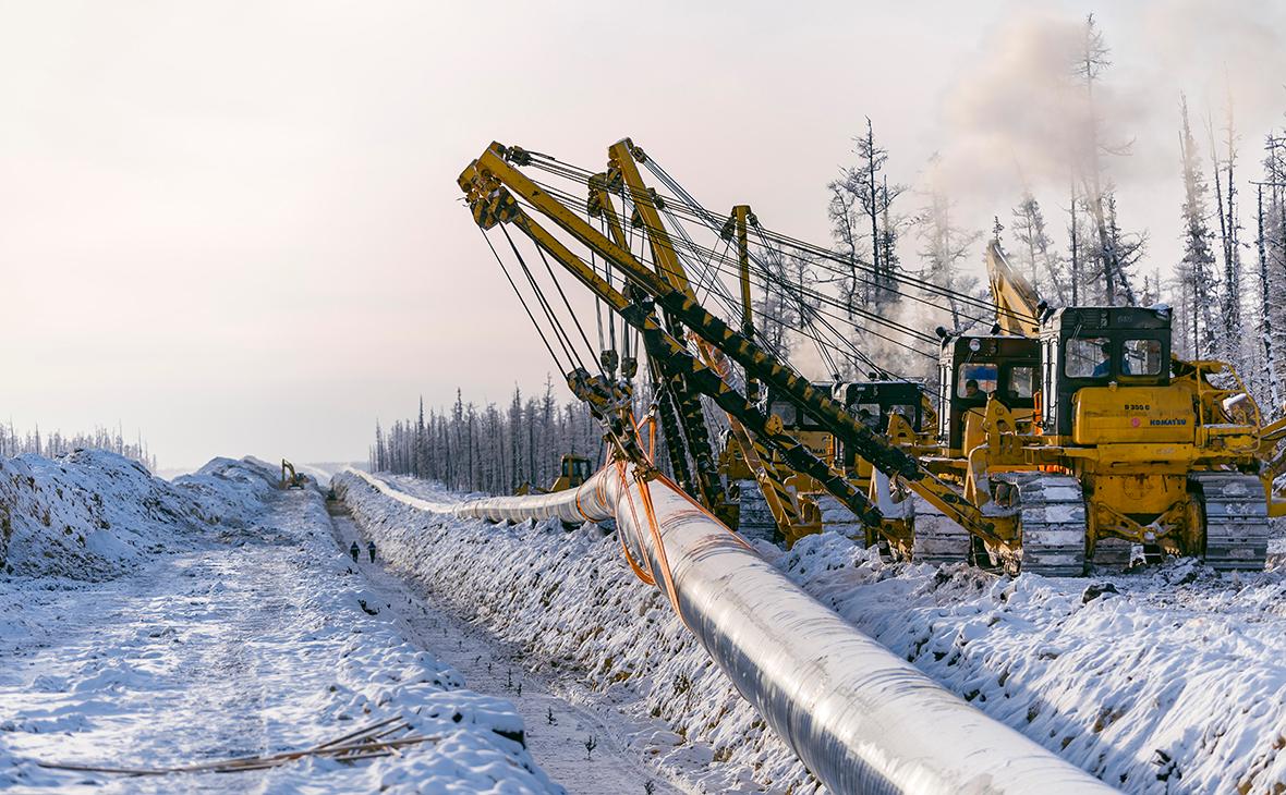 «Газпром» остановил диалог о новых путях поставки газа в КНР из-за вируса